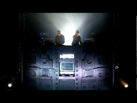NERO Opening & LIVE  @ MYTH Minnesota 4/9/2012  part 1 (HD) 20 minutes