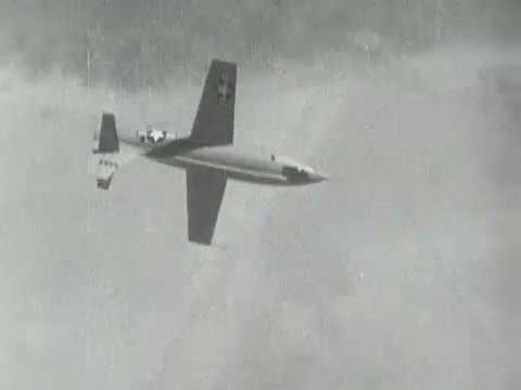 NASA uploads hundreds of historic experimental flight videos to YouTube