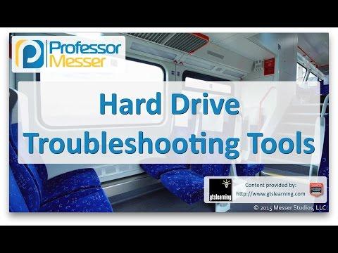 Descargar Video Hard Drive Troubleshooting Tools - CompTIA A+ 220-901 - 4.2