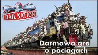 Rail Nation PL - Gra MMO o pociągach i ekonomii w przeglądarce