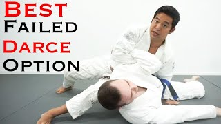 Can't Finish A Darce Choke? Do This Instead!