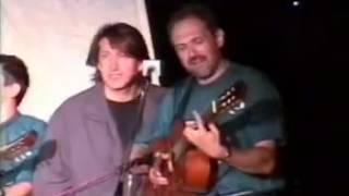 Концерт на горе 1998 г А все кончается
