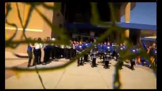 "Frenship High School All-campus Lip-dub  ""happy"""