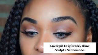 CoverGirl Easy Breezy Brow Pomade