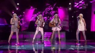 6. Timoteij - Kom (Melodifestivalen 2010 Deltävling 3) 720p HD