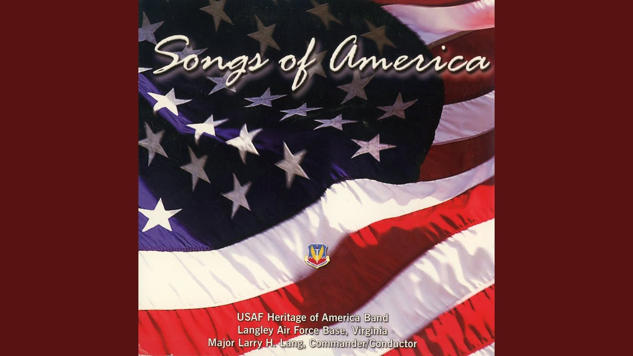 Garry Owen March America Medley The Noteables Us Air Force