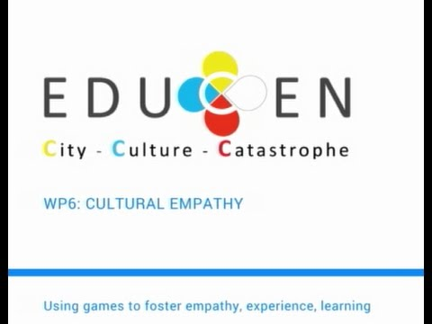 Cultural Empathy in EDUCEN project