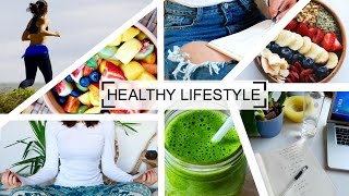 HOW TO START A HEALTHY LIFESTYLE IN 2017 / 5 Simple Tips - Nika Erculj thumbnail