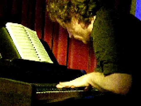 Jazz in Cafe Odessa : Frank Windemuller