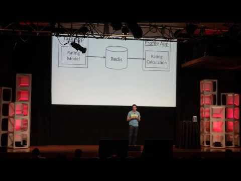 Redis as a Message Bus -- Brian Leonard, Task Rabbit