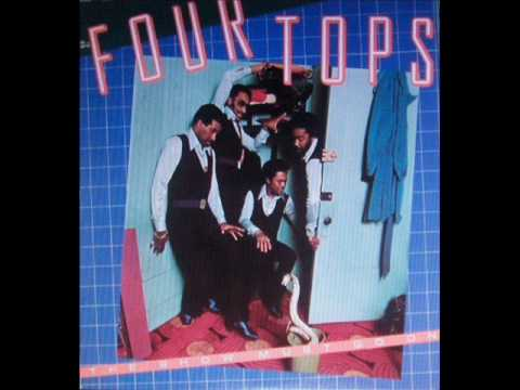 The Four Tops-It's All In The Game