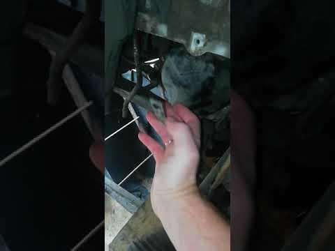 Замена корзины сцепления в сборе Рено Логан 2 без снятия коробки передач (Часть 1)