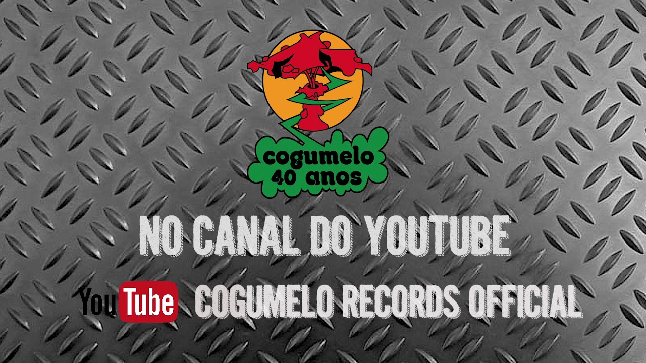 Teaser promocional - Live comemorativa 40 anos  Cogumelo Records 2020