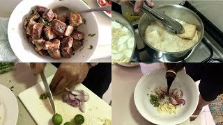 How to Cook Fried Tofu with Special Soy Sauce (Filipino Style)