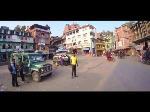 Food adventure to palpa : Video log Nepal