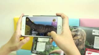 ❤媽咪愛mamilove開箱實測❤三采文化 侏羅紀世界3D擴增實境APP互動