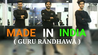 Guru Randhawa: MADE IN INDIA | DANCE Choreography | Vicky Dubey | New Song 2018 | DXB Dance Studio