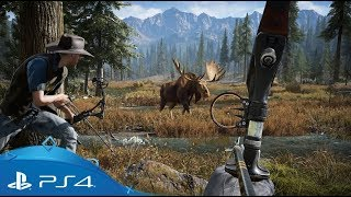 Far Cry 5   PGW 2017 Multiplayer Trailer   PS4