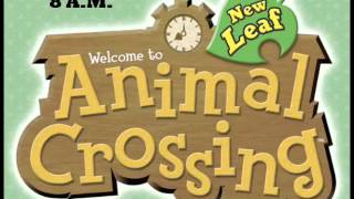 Animal Crossing: New Leaf - Full Day Music