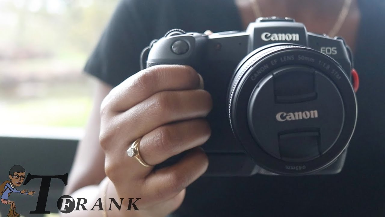 Canon Eos Rp Extension Grip Quick First Detailed Look