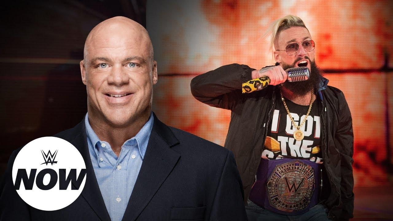 Kurt Angle announces shake-up for Mixed Match Challenge: WWE Now