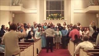 WCU Gospel Choir: Do You Know Him- YEGE 2012