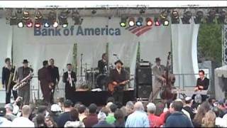 BIG BAD VOODOO DADDY -  You And Me And The Bottle Make Three   5