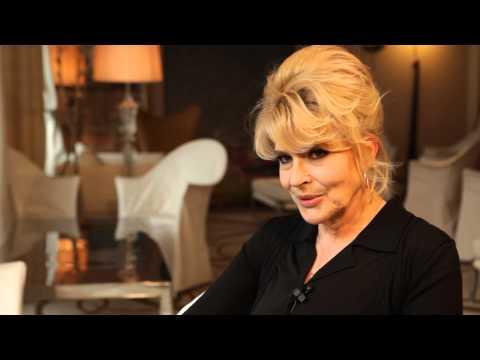 Interview de Fanny Ardant pour le film les Beaux Jours