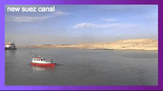 Archive new Suez Canal: drilling and dredging in the February 5, 2015