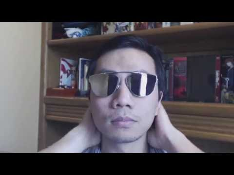 Sojos Mirrored Sunglasses Review