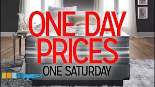 This Saturday: One-Day Prices to Sell 1,000 Beds