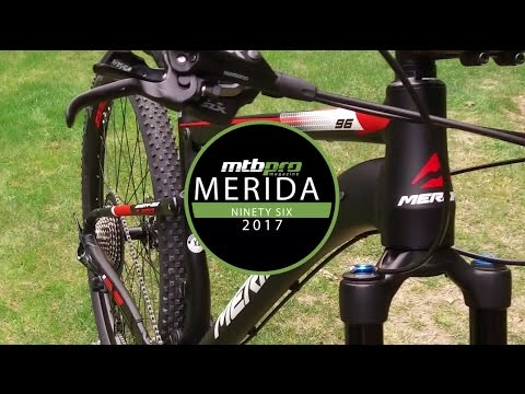 4edd40f0472 Смотрите сегодня 2017 Merida e-One Twenty 900E Electric Mountain ...