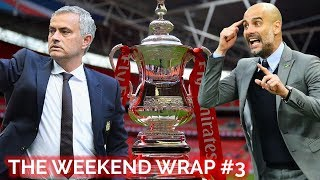 FA CUP FIFTH ROUND DRAW! | VAR DEBATE | The Weekend Wrap #3