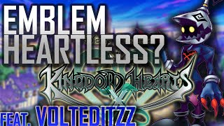 Kingdom Hearts X (Chi) - Mystery of the Emblem Heartless (feat. VoltEditzz)