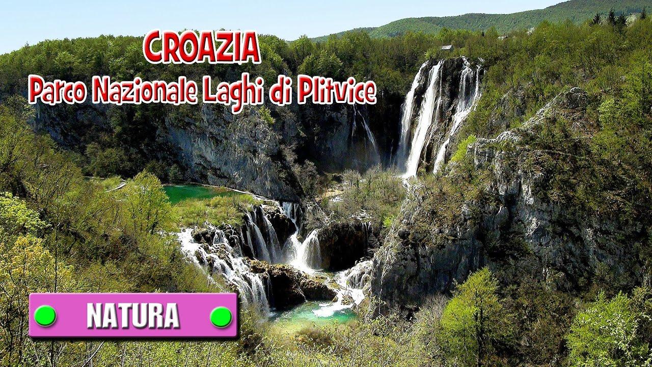 Croazia parco nazionale laghi di plitvice nacionalni for Disegni di laghi