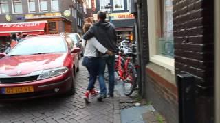Нидерланды Амстердам, Красные фонари днем, май 2016(, 2016-05-11T15:19:10.000Z)