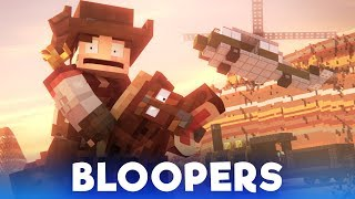 Outlaws: BLOOPERS (Minecraft Animation)