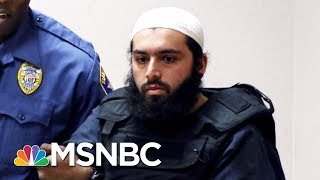 New York's Chelsea Bomber Ahmad Rahimi Found Guilty Of All Charges   MSNBC