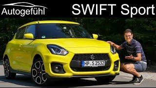 Suzuki Swift Sport FULL REVIEW 2019 all-new generation - Autogefühl Video