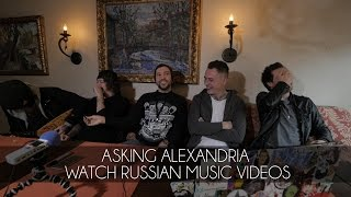 #balalike - Asking Alexandria watch russian music videos