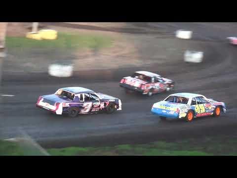 IMCA Hobby Stock Heat 1 Benton County Speedway 6/2/19