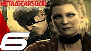 Metal Gear Solid 4 - Gameplay Walkthrough Part 6 - Eastern Europe & Big Mama [1080p HD]