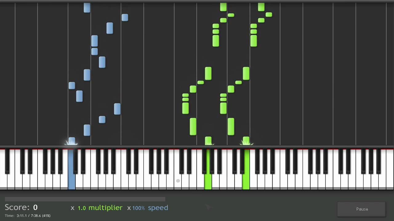 Super Mario Theme (Easy Piano) Chords - Chordify