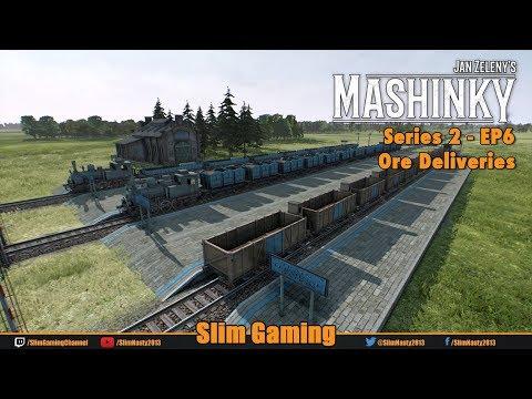 Mashinky - Series 2 / Episode 6 / Ore Deliveries