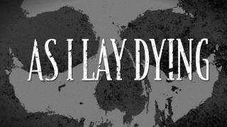 "As I Lay Dying ""Paralyzed"" (LYRIC VIDEO)"