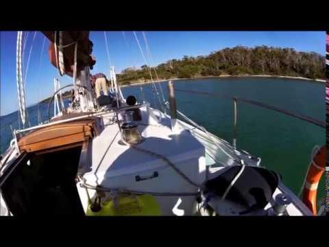 Southern Ocean Voyage: Port Davey Part 1