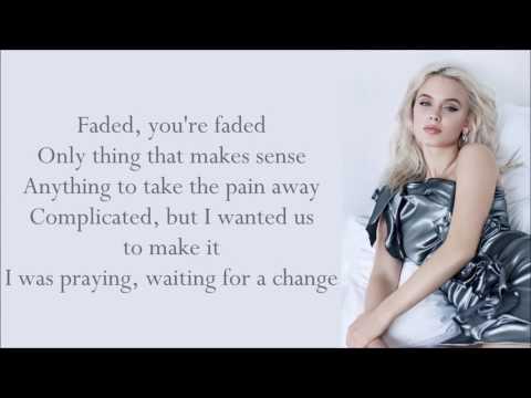 Zara Larsson ~ Funeral ~ Lyrics
