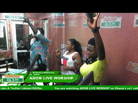 ADOM LIVE WORSHIP (14-6-18)