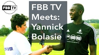 FBB TV MEETS: Yannick Bolasie - Talks FIFA Skills, his favourite goal & more