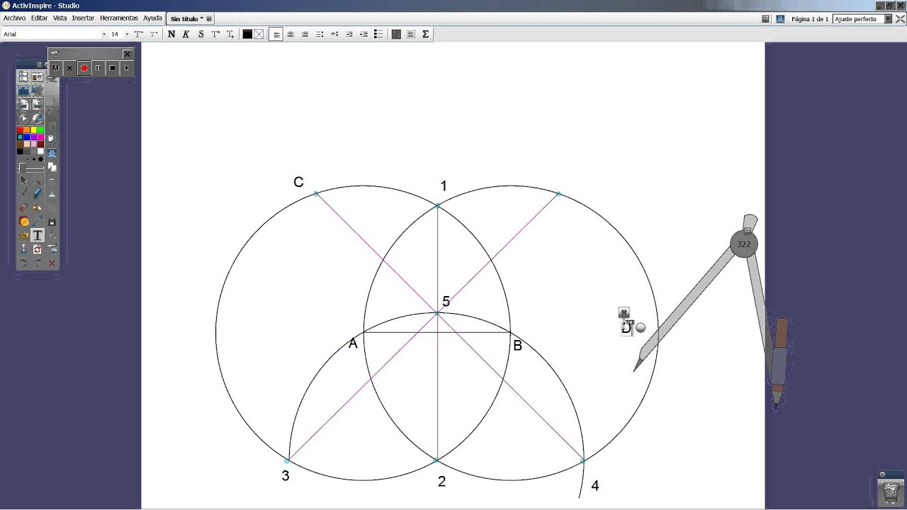 How to draw a pentagon Easiest method